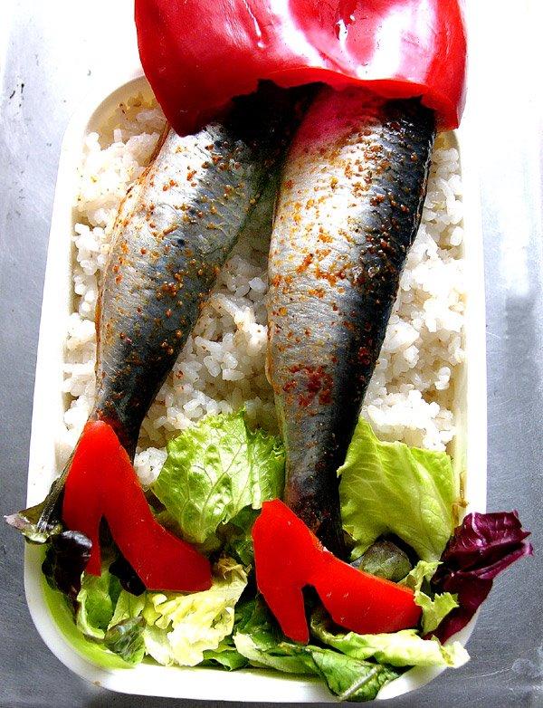 Resultado de imagen para Arte  en comida